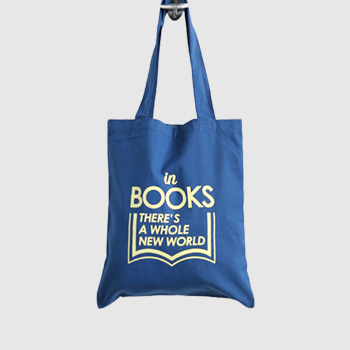 VINTAGE LETTERING ECO BAG (3colors)-재입고