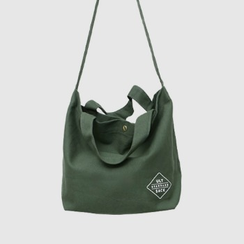 STANDARD SHOULDER BAG (카키,블루)